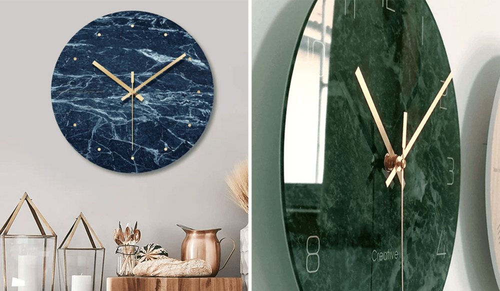 Affordable Modern Wall Clocks In Singapore Under 20
