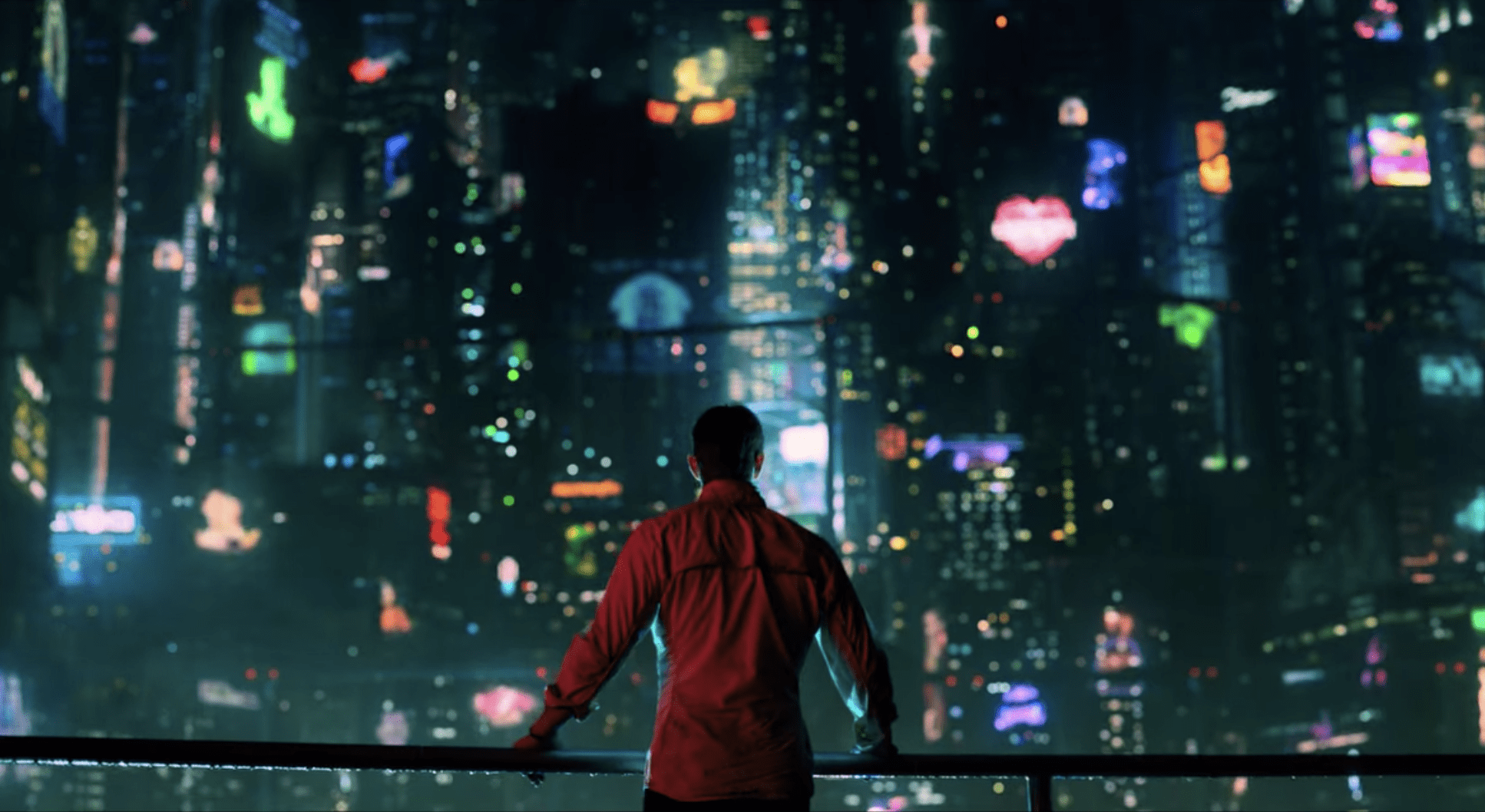 Netflix Sci-Fi - Altered Carbon
