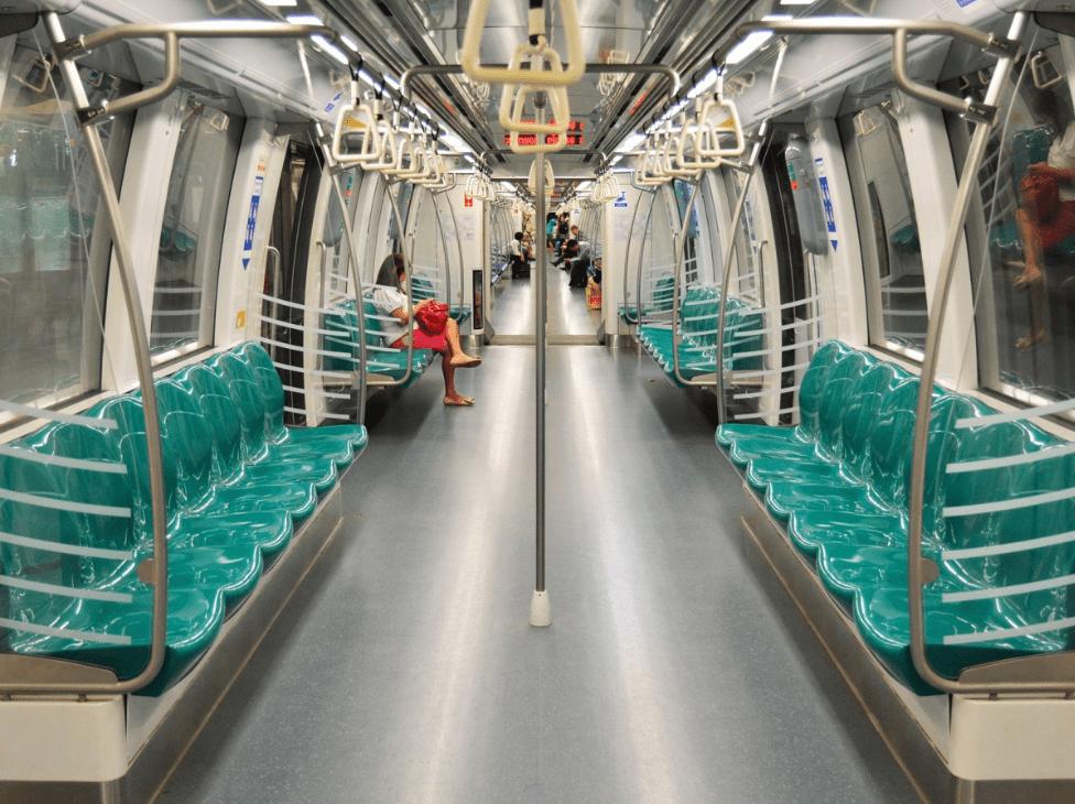 Public Transport Hacks - Fresh Train MRT Depot