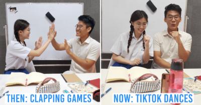 School Experiences in Singapore - 90s Kids vs Gen Z