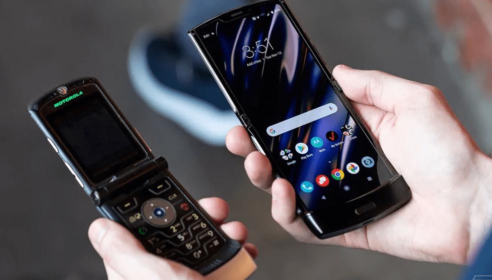 School Experiences in Singapore - Flip Phones
