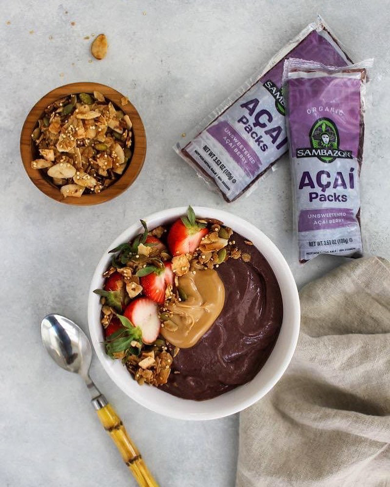 Shopee Must-Buys - DIY Acai Bowls