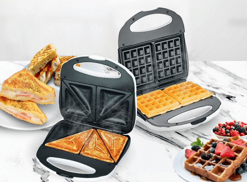 Shopee Must-Buys - Cornell Sandwich Maker Waffle Maker