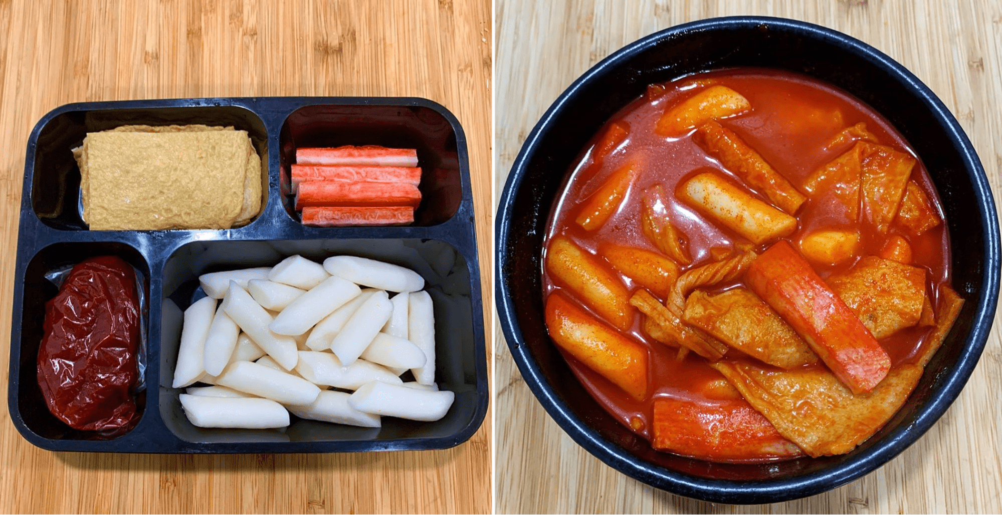 Shopee Must-Buys - Hanguk Kitchen DIY Tteokbokki kit