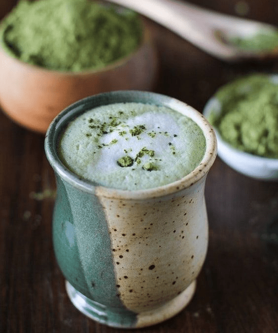 Shopee Must-Buys - DIY Matcha Latte