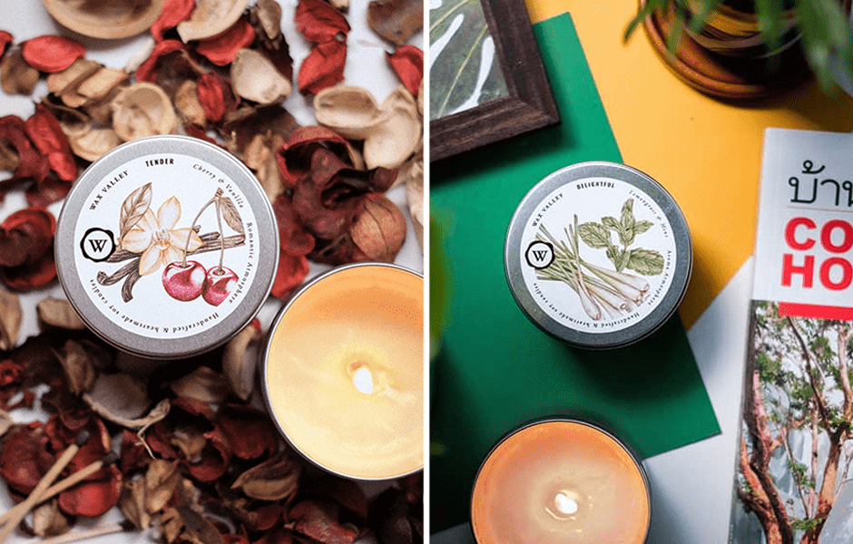 Sift & Pick - Wax Valley Thailand Candle