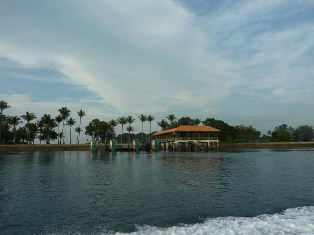 Singpapore Islands - Pulau Hantu