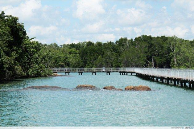 Singapore islands - pulau ubin