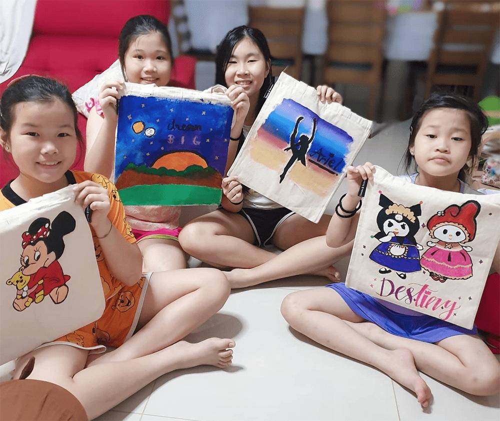 Streaks n Strokes DIY Painting Kit - Kids Activity