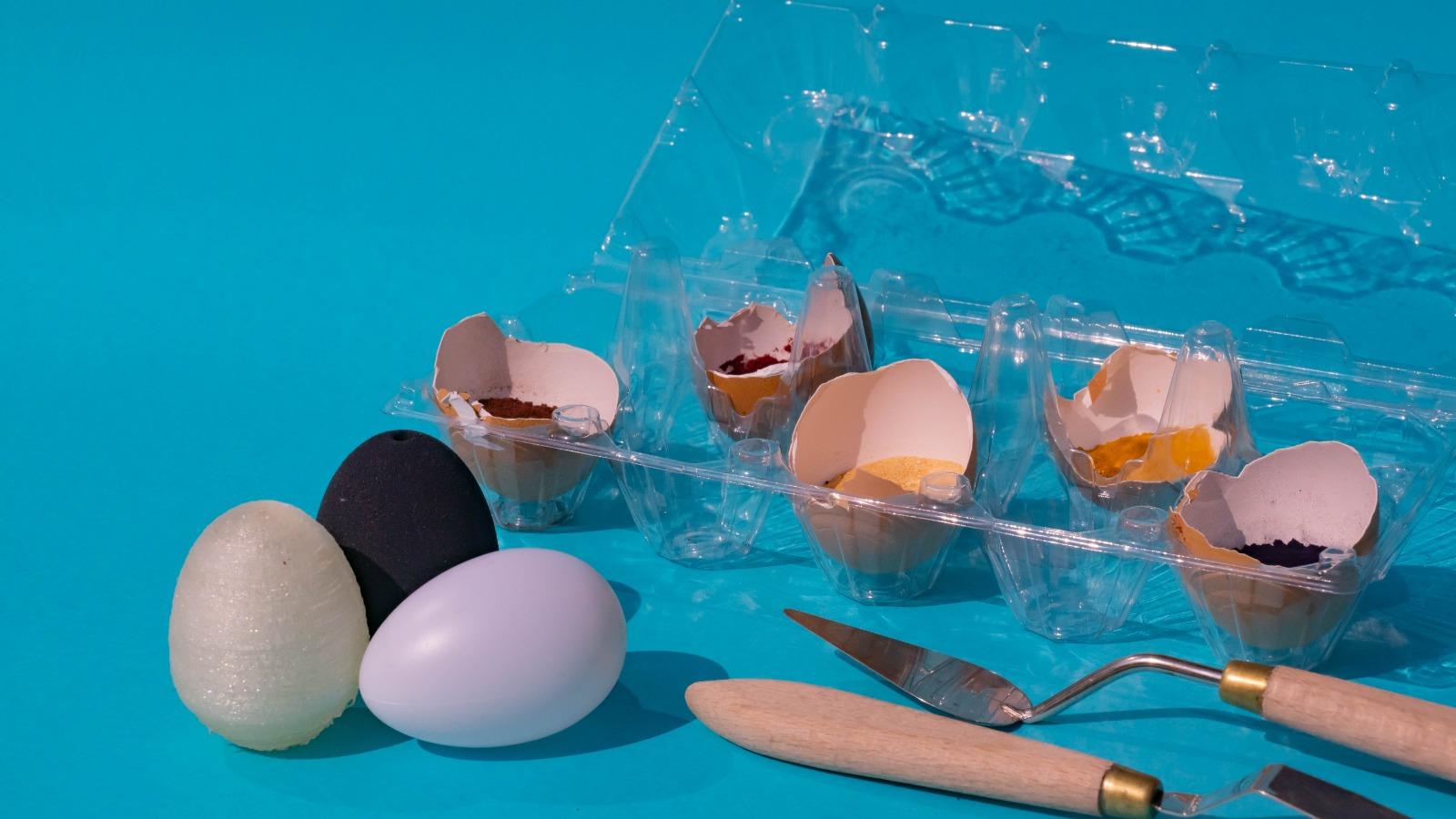 Eggs paint making kit