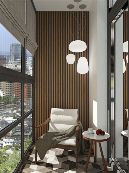 small balcony ideas singapore - curating the right furniture and fixtures turns your balcony into a conducive spot.
