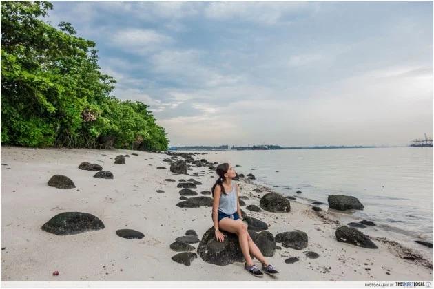 best-beaches-in-singapore - punggol beach