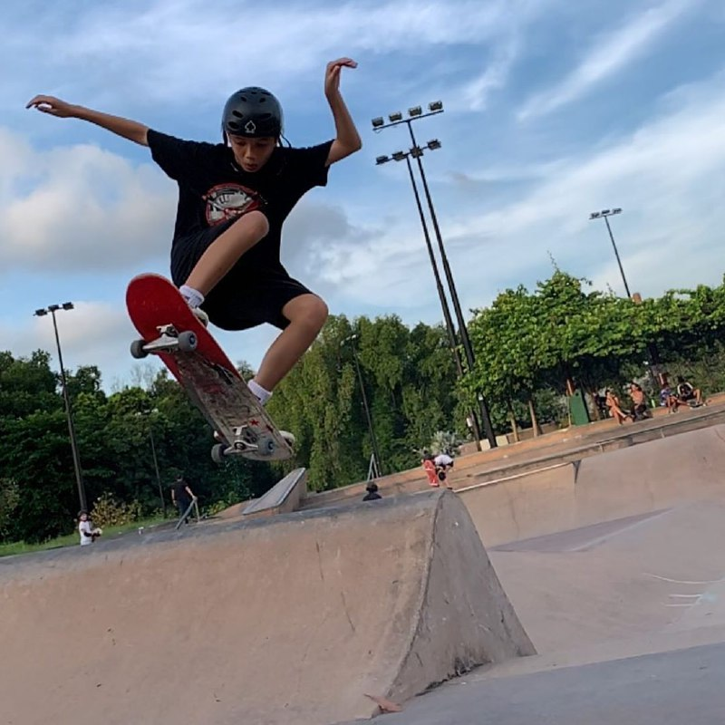 best-beaches-in-singapore - xtreme skatepark