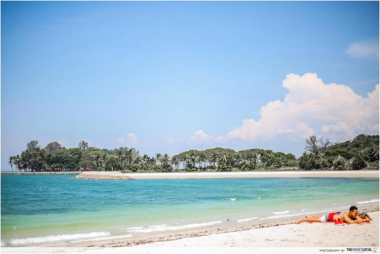 best-beaches-in-singapore - lazarus island