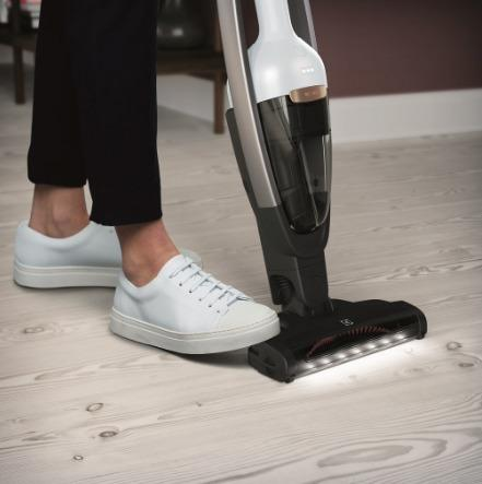 cordless vacuum cleaner - electrolux pure q9 allergy