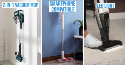 cordless vacuum cleaner - cover image