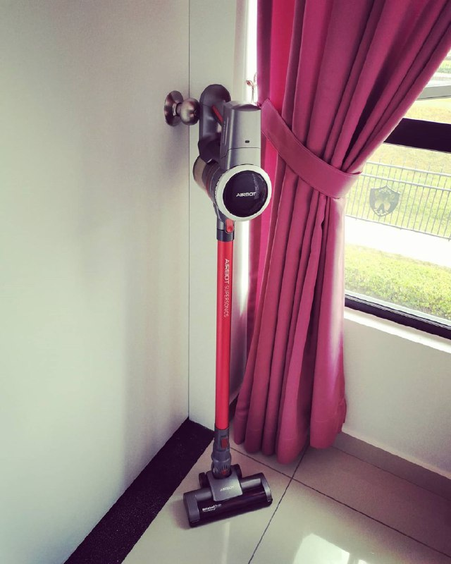 cordless vacuum cleaner - airbot supersonics