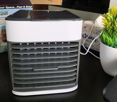 arctic air cooler - best desk fans
