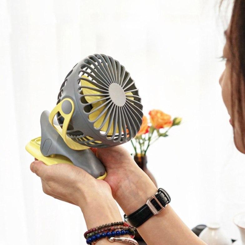 360 degrees fan