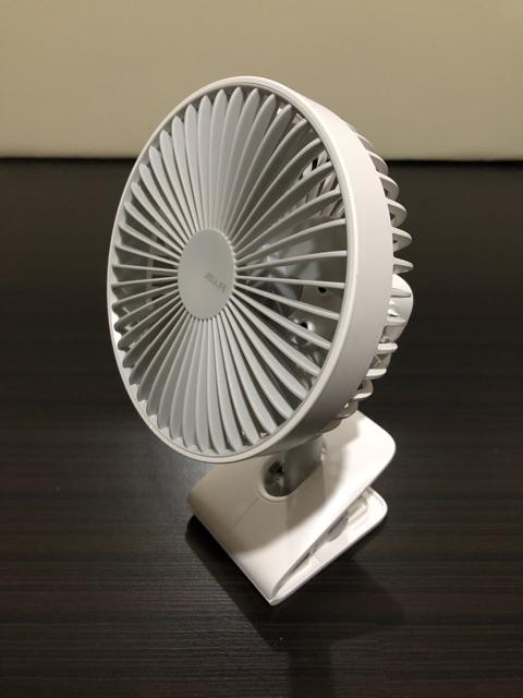 WAMP clamp fan - best desk fans