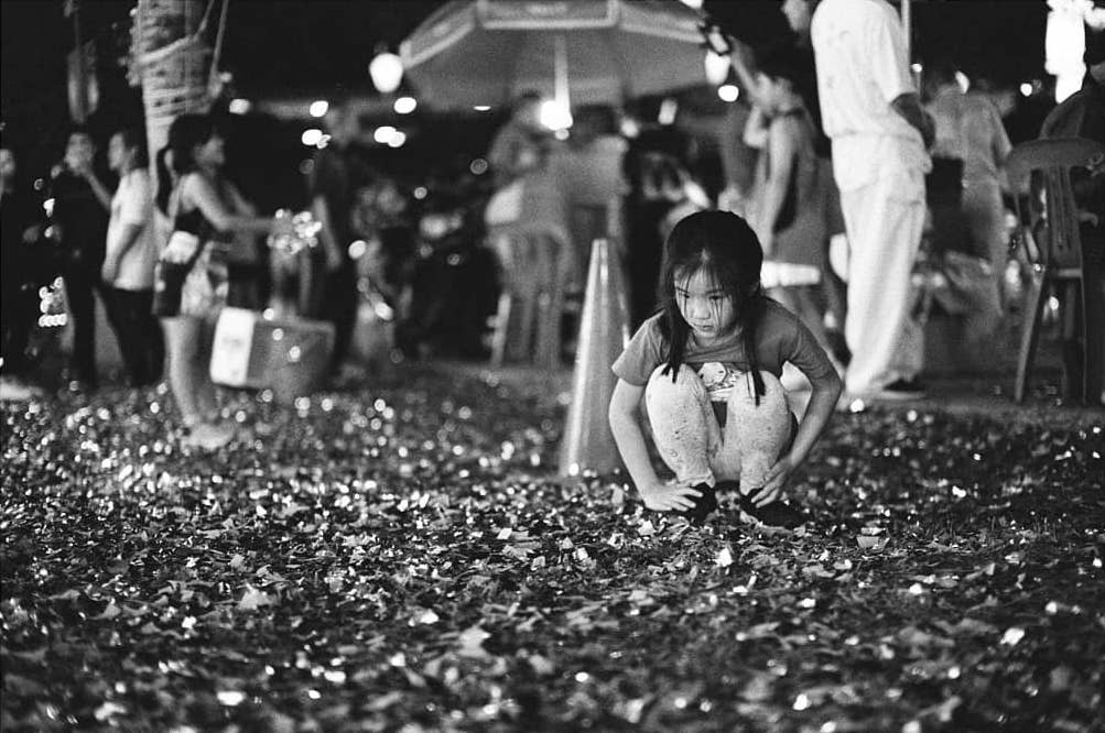 Ilford HP5 in Singapore