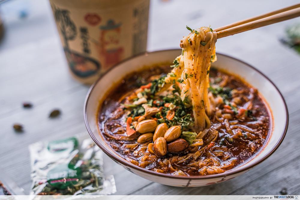 Hai Chi Jia - Shun Xin Xiao Mian Chongqing noodles