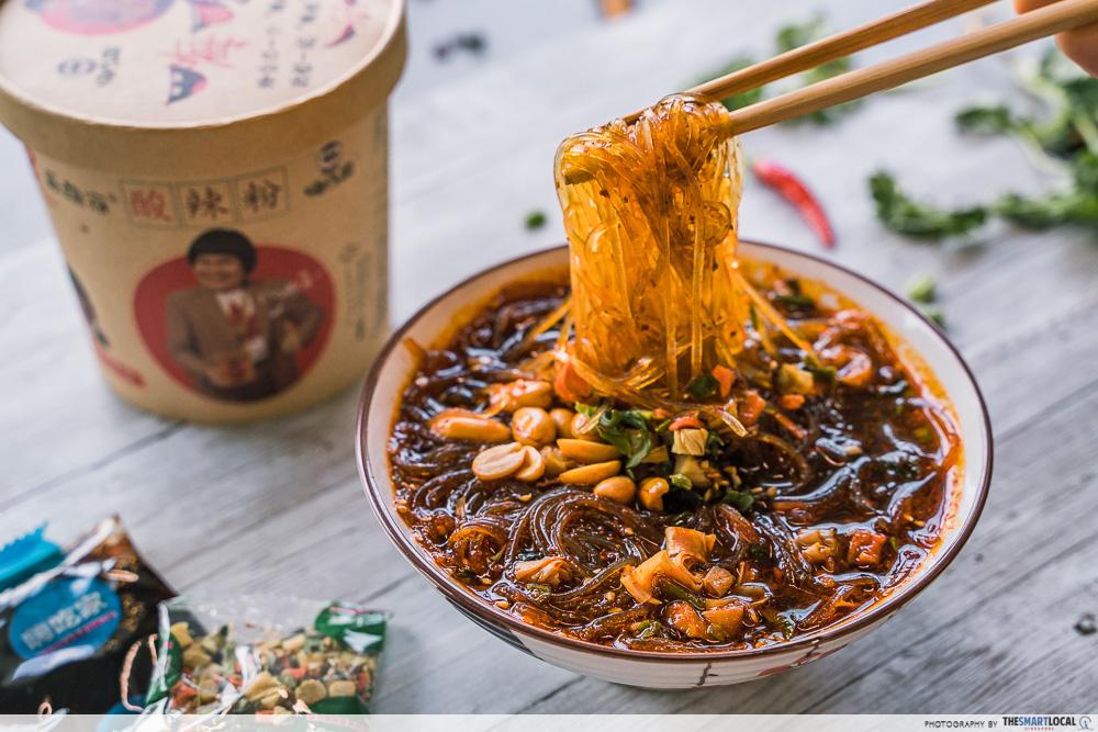 Hai Chi Jia Review - Suan La Fen