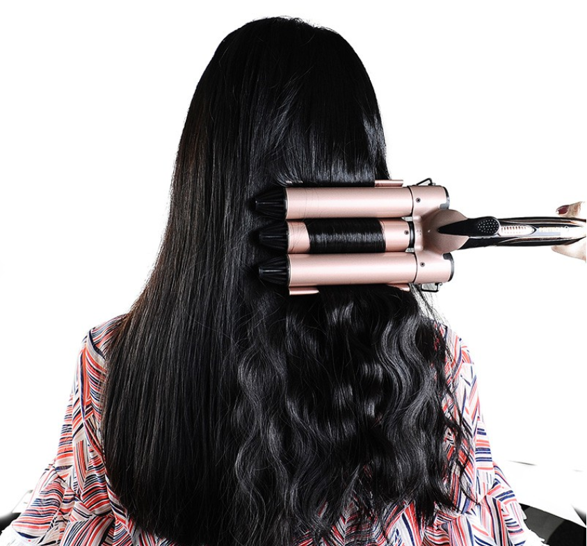 Pritech 3 Barrel Hair Curler