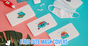 deliveroo mask case