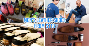 men's leather shoes in singapore