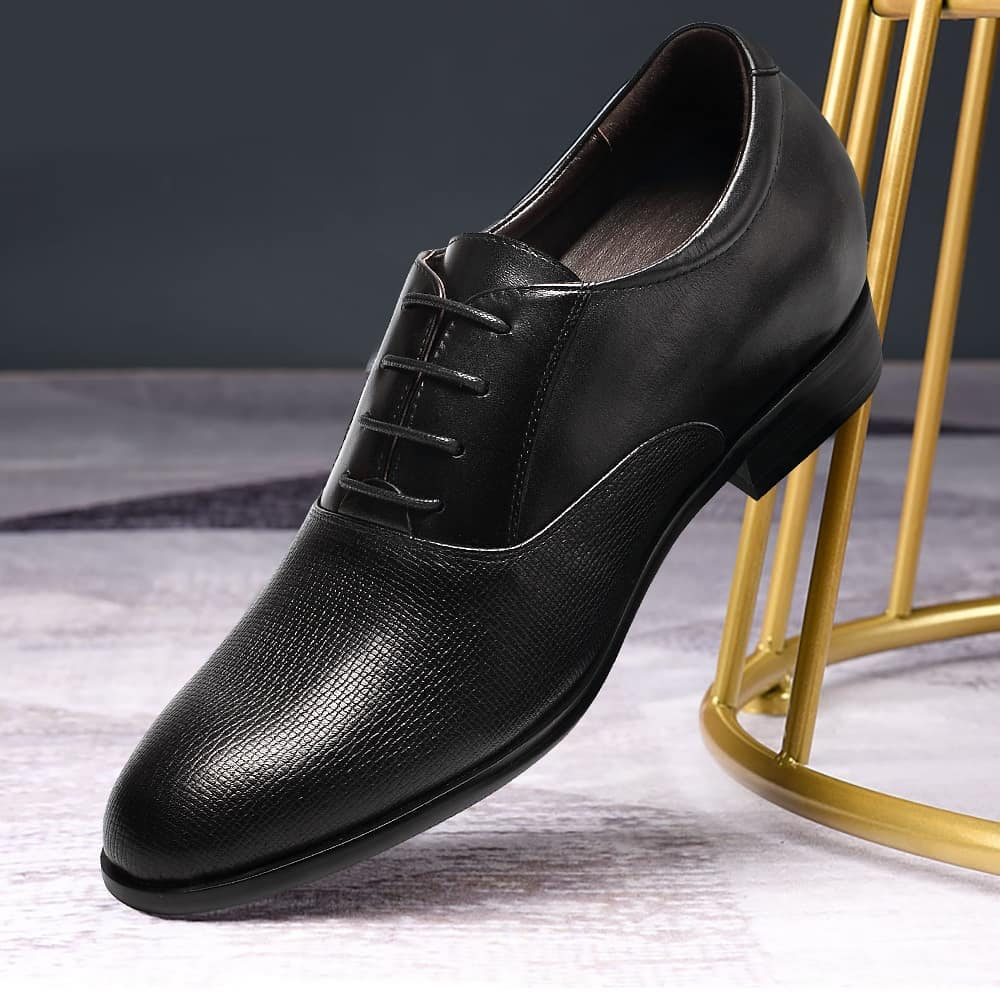 men's leather shoes in singapore - walking tall shoes