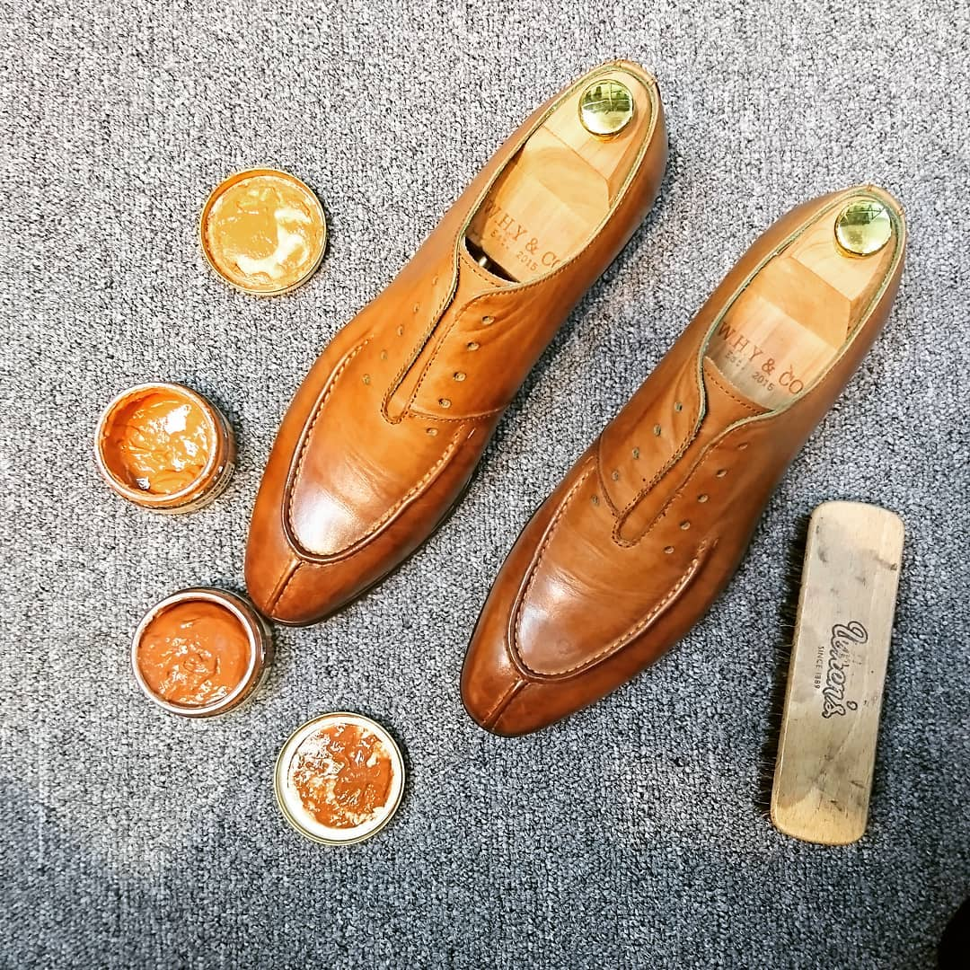 men's leather shoes in singapore - why and co shoes