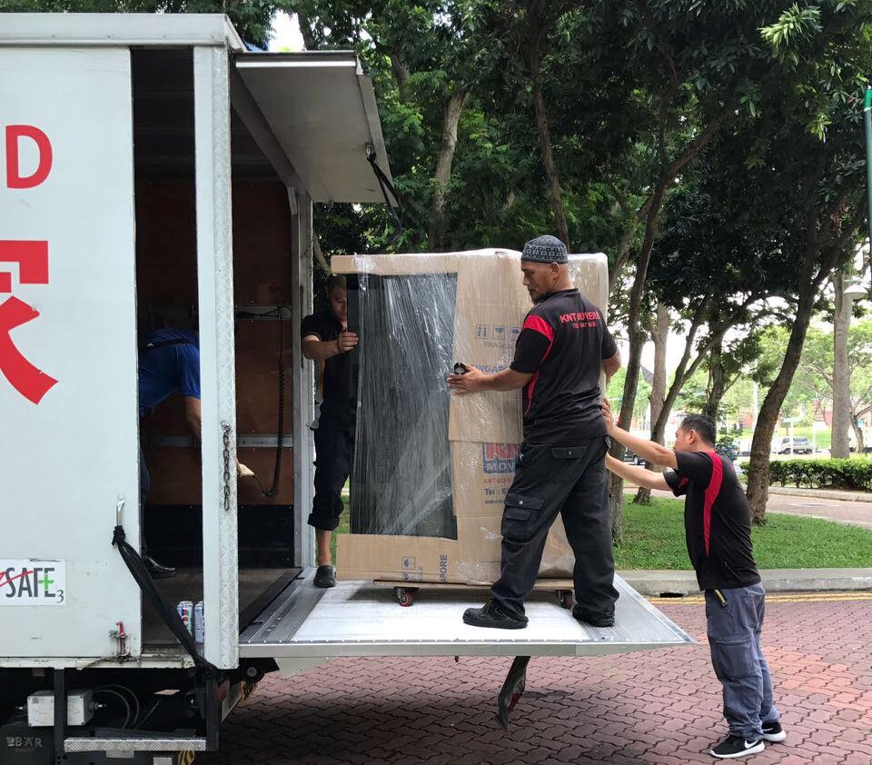 KNT movers - moving services in singapore