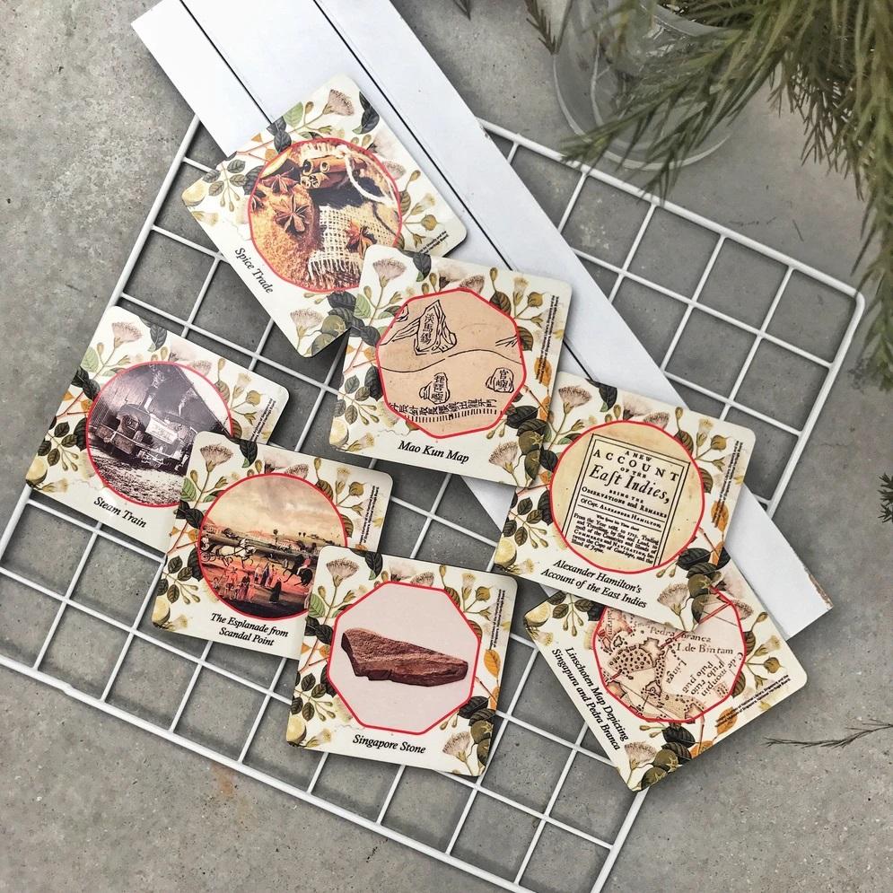 Bicentennial Coasters