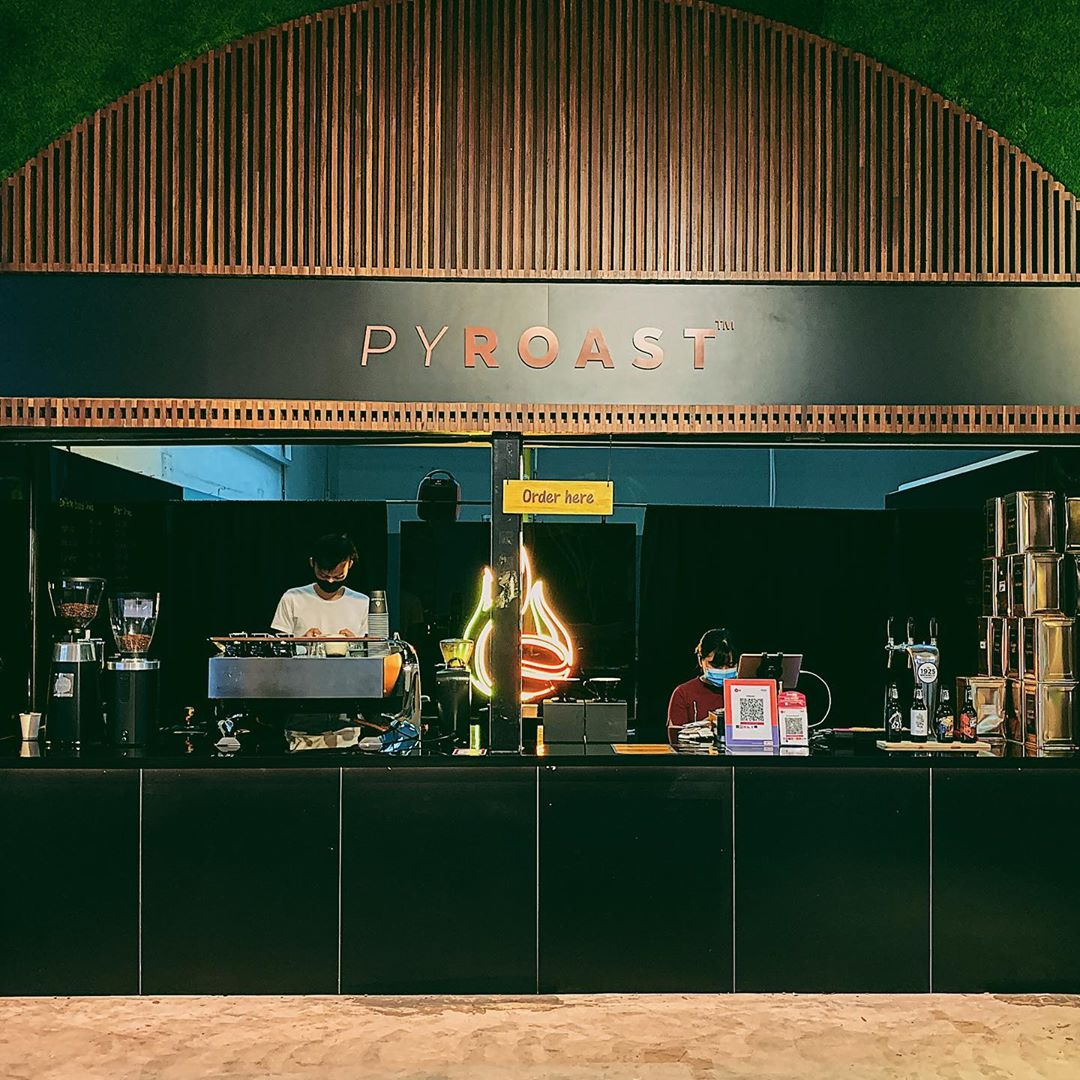 New Cafe August 2020 - PyRoast