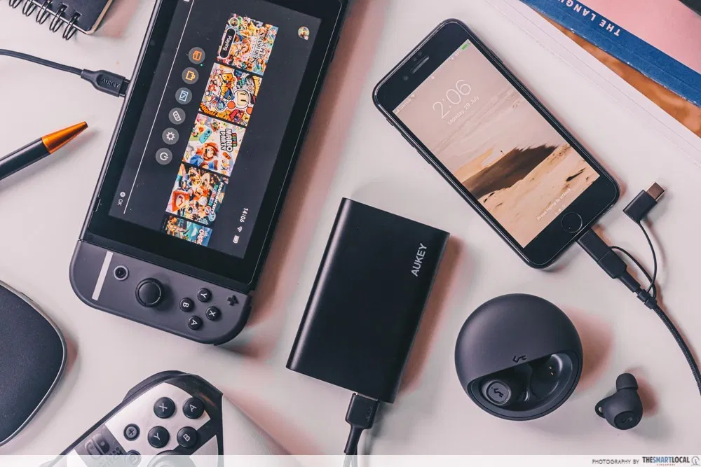 Best power banks in Singapore