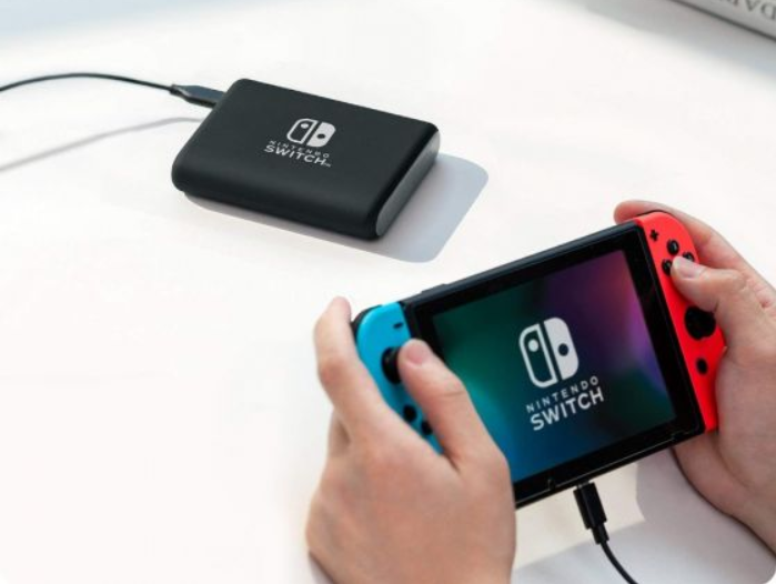 Anker Nintendo Switch power bank
