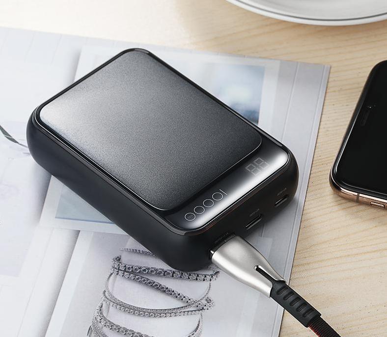 Rock P63 Mini Digital Display power bank