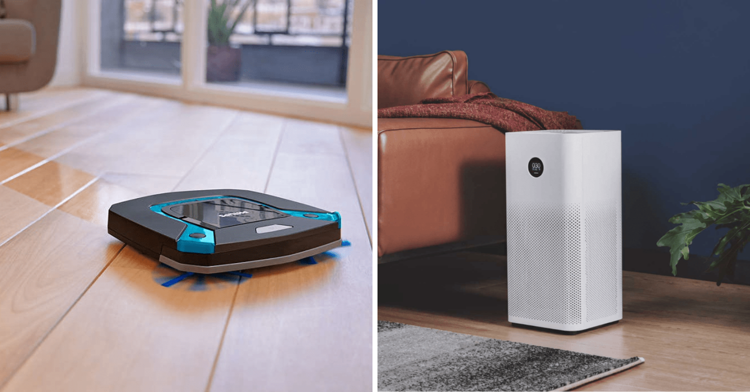 hdb renovation guideline - vacuum and air purifier