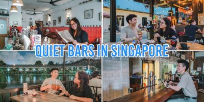 Quiet Bars in Singapore