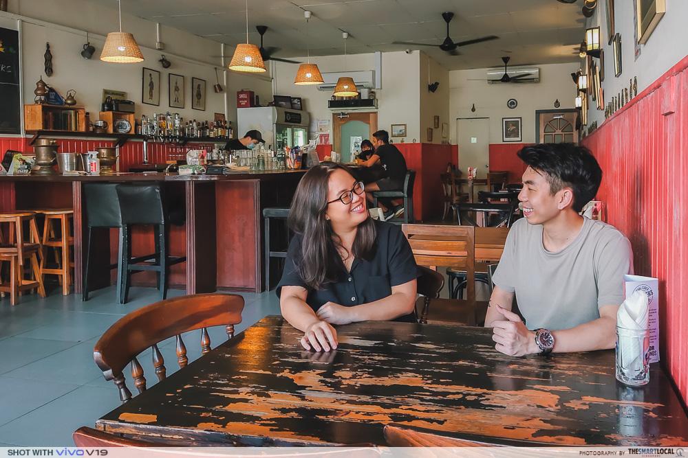 Quiet Bars in Singapore - Cider PIt