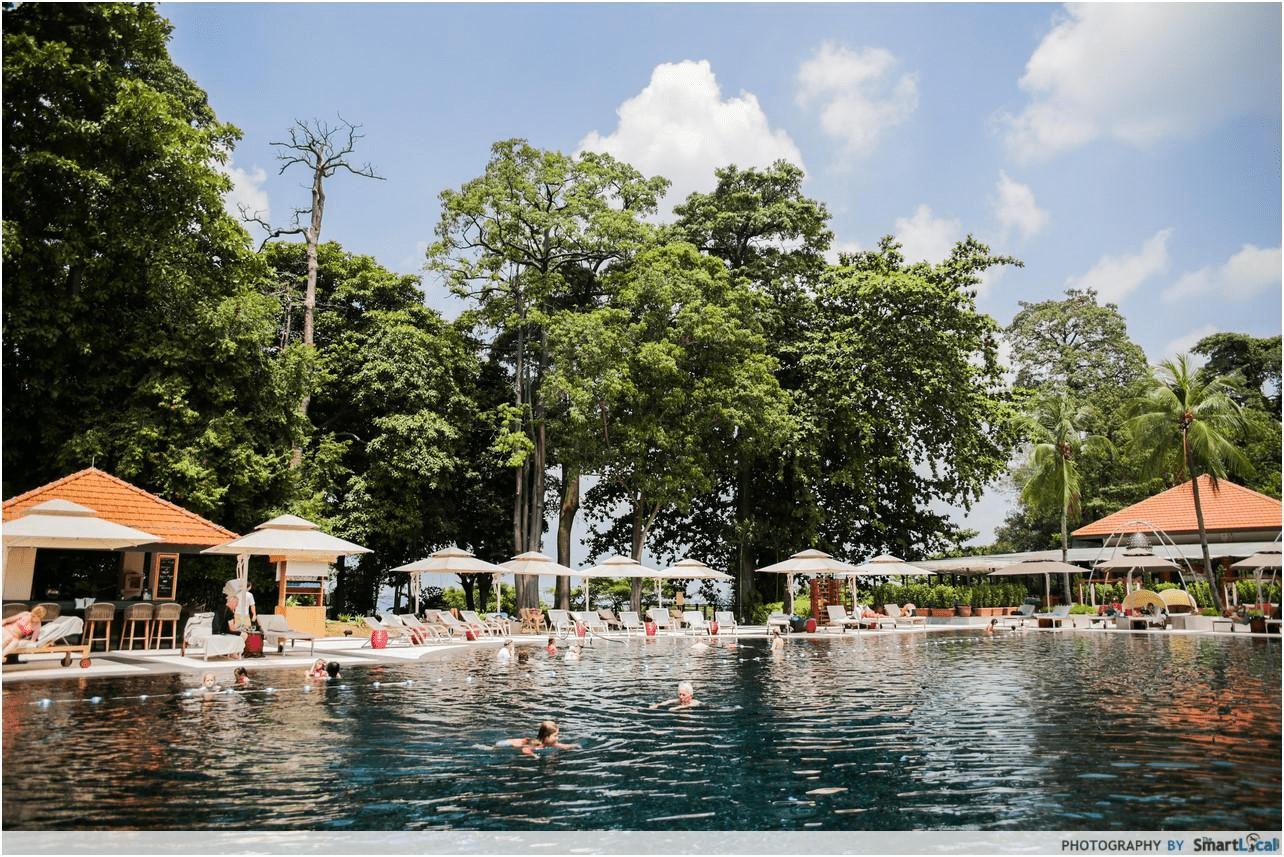 Sofitel Sentosa - Pool