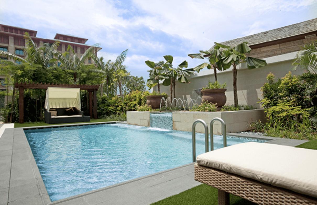 Crockfords Tower - villa - private pool