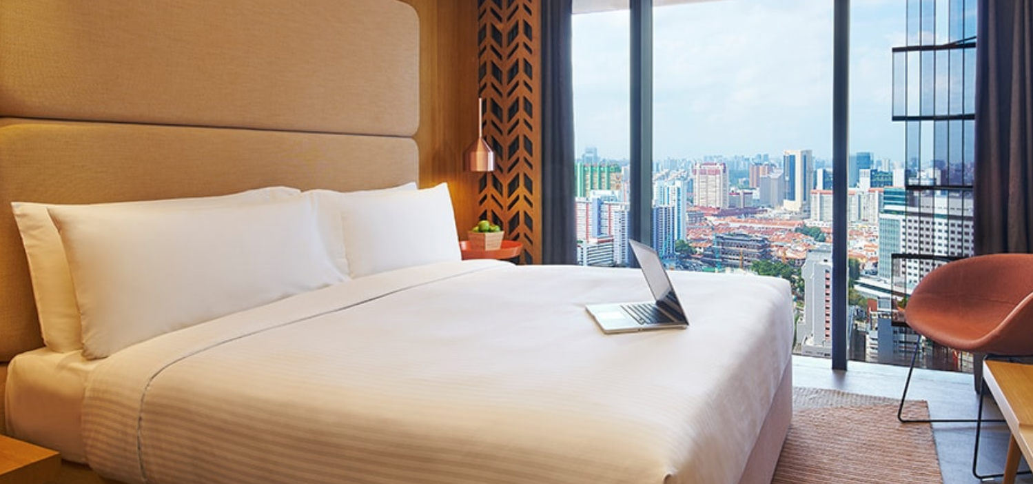 oasia - staycation deals in singapore