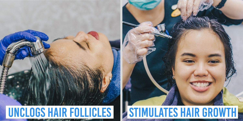TK Trichokare Hair Treatment