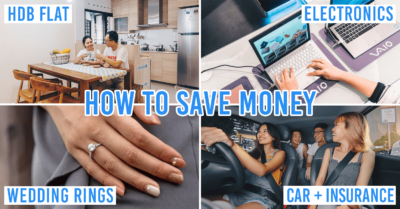 Big Ticket Items Singapore - How To Save Money
