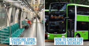Public Transport Hacks Singapore