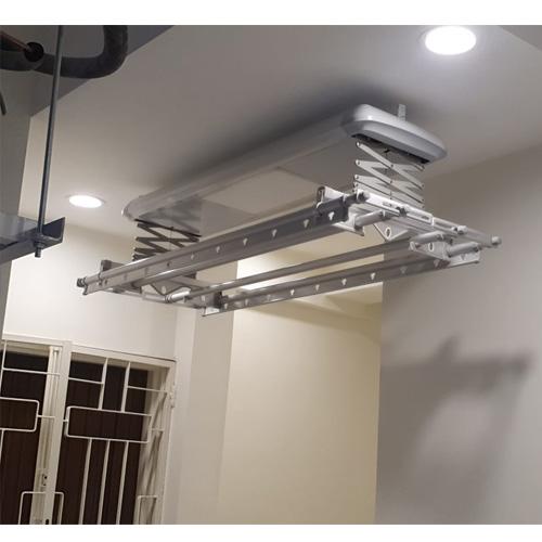 Verieazy 1204 automated laundry rack