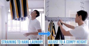 Best automated laundry racks