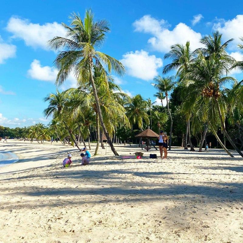 best-beaches-in-singapore - tanjong beach